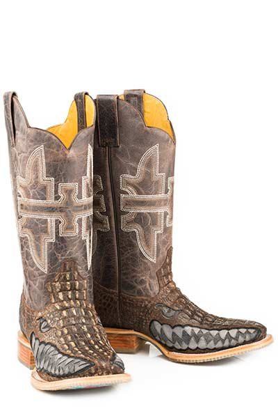 "Tin Haul 14-020-0007-0340BR     Men's"" Swamp Chomp"" Boot"