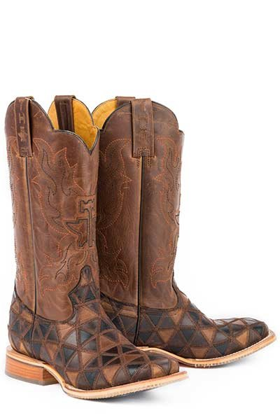 "Tin Haul 14-020-0007-320BR   Men's ""License To Thrill"" Boot"