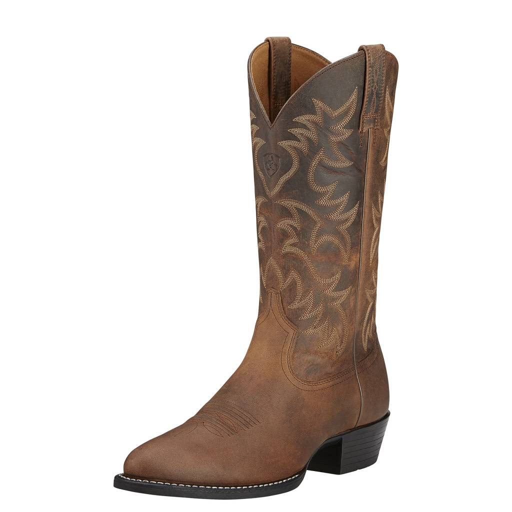 Ariat Men's Heritage Western R Toe Boot 10002204