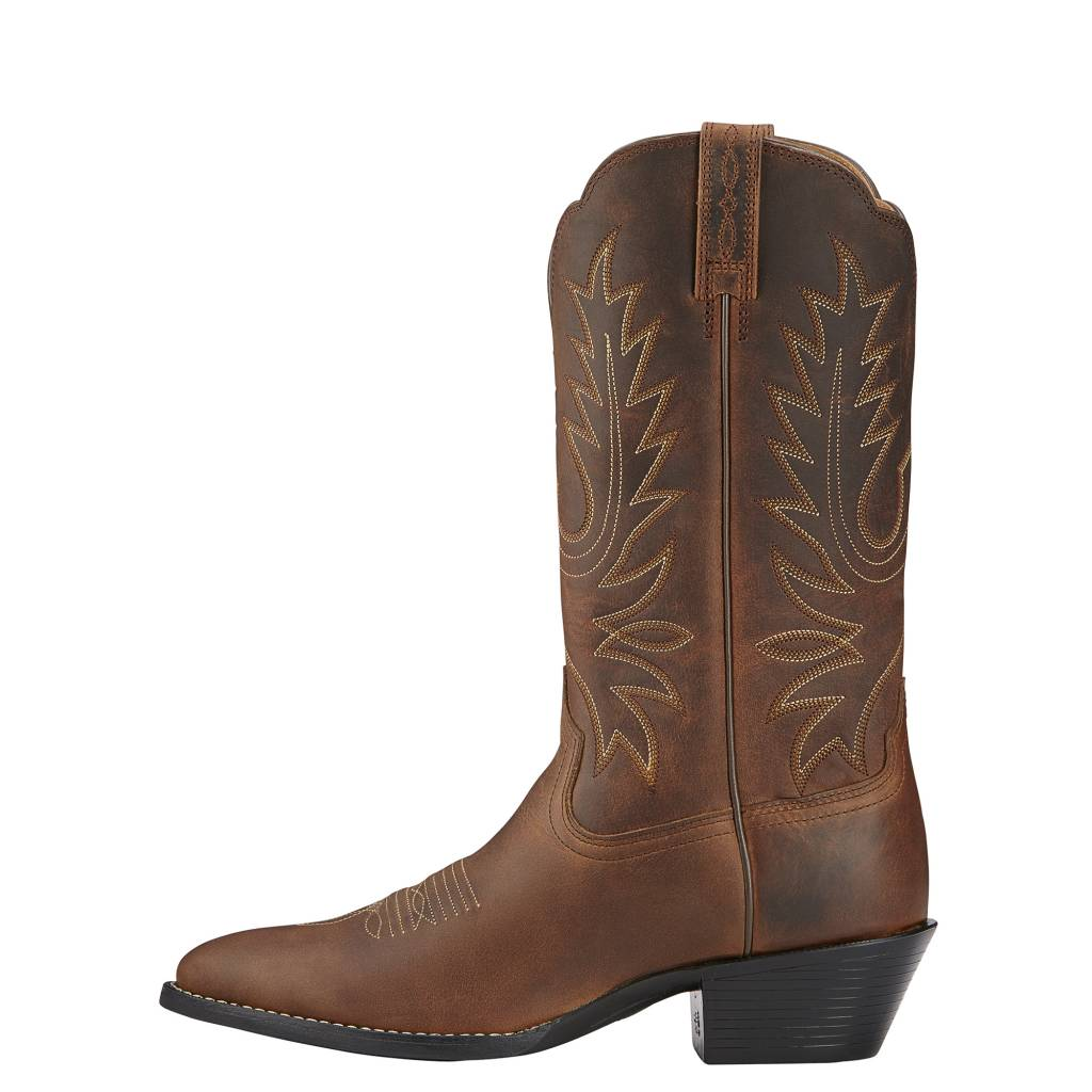 Ariat Women's Heritage Western R Toe Boot 10001021