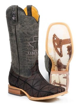 "Tin Haul 14-020-0007-0264BR   Men's ""Derrick"" Boot"