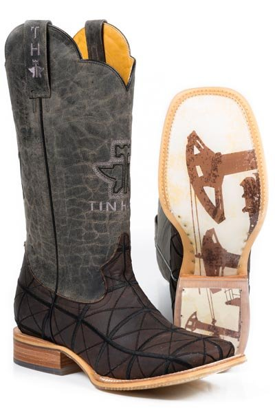 "Tin Haul 14-020-0007-0264BR   Men's ""Derrick"" Boot"