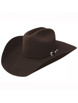 Stetson Hat Oak Ridge Chocolate Wool Hat