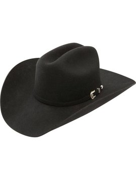 Stetson Hat Oakridge Wool Black  SFSKYL-724007