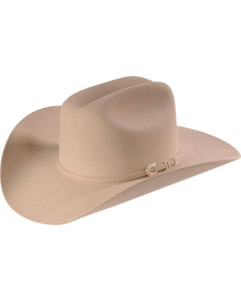 Stetson Hat Skyline 6X Silver Belly SFSKYL-754061