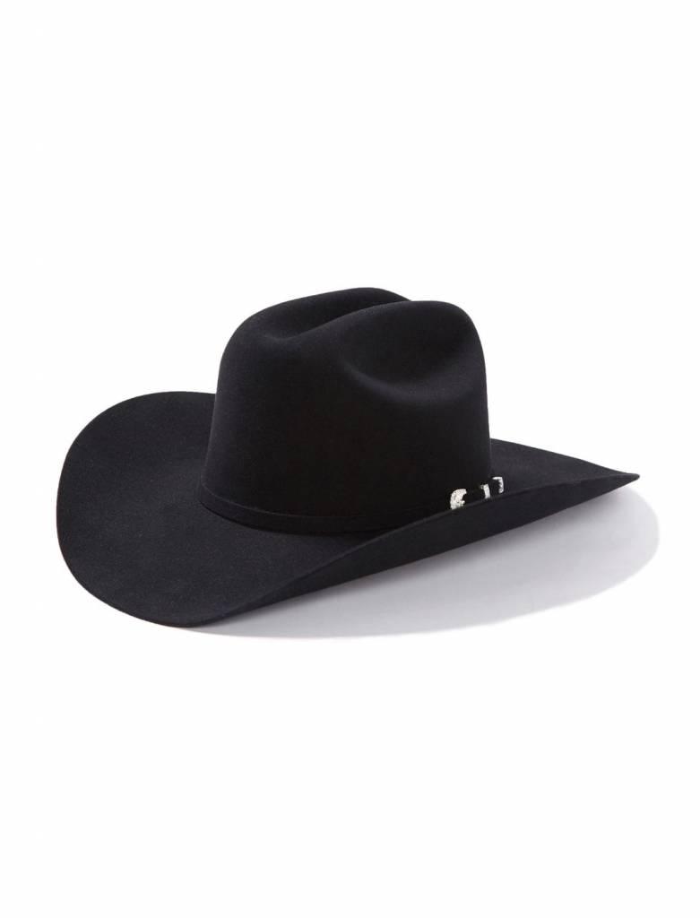Stetson Hat Shasta 10X Black  SFSHAS-75400770