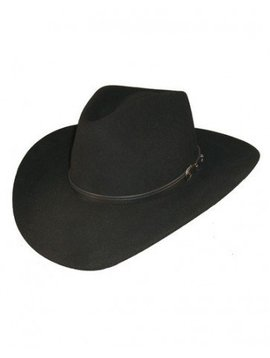 Stetson Hat Seneca 4X Black  SBSNCA-413407
