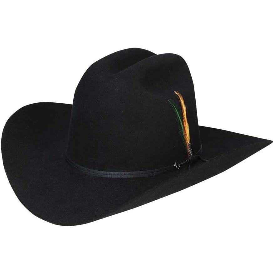 Stetson Hat Rancher 6X Black  SFRNCH-01400777