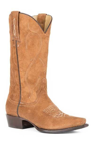 "Stetson Boot ""Reagan""  12-021-6105-0992BR"