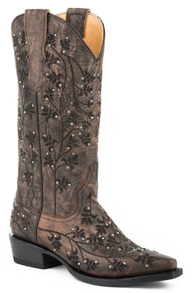 "Stetson Boot ""Desiree""  12-021-6105-0990BR"