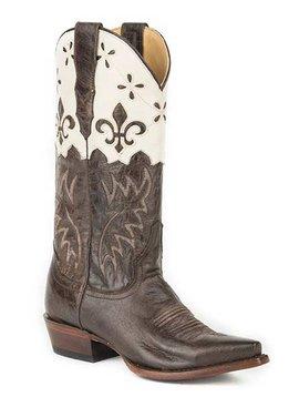 """Stetson Boot """"Harper""""  12-021-6105-1097BR"""
