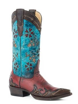 "Stetson Boot ""Arrow""  12-021-6105-1098RE"