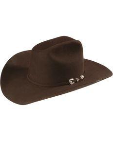 Stetson Hat Skyline 6X Chocolate SFSKYL-754022