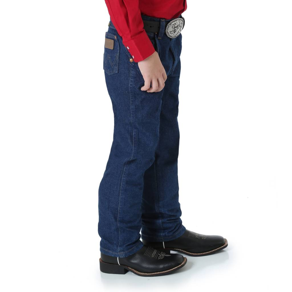 Wrangler Kids Prewash Jeans 8-16 13MWZBP