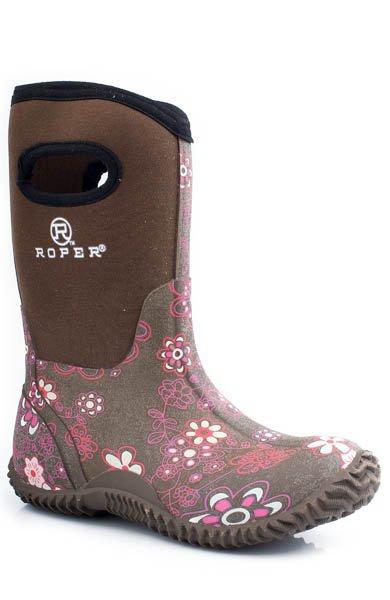 "Roper ""Barnyard Floral""  09-018-1136-0044BR"