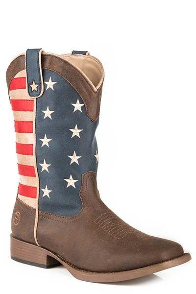 "Roper ""American Patriot""  09-018-1902-0380BR"