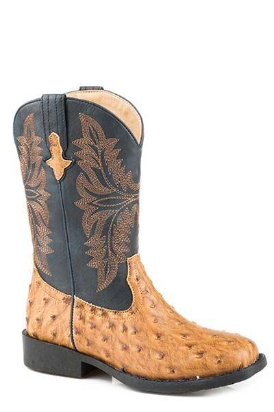 "Roper ""Cowboy Cool"" Tan  09-018-1224-1526TA"