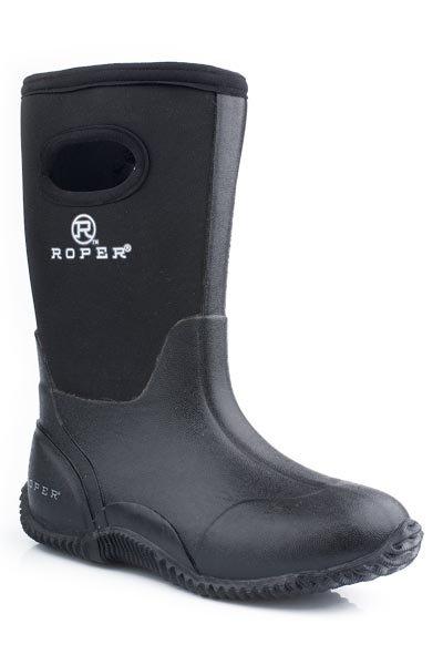"Roper ""Barnyard Black""  09-119-1136-0482BL"