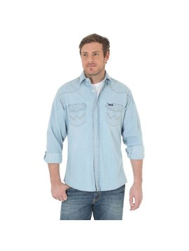 Wrangler MS1040B Bleach Blue
