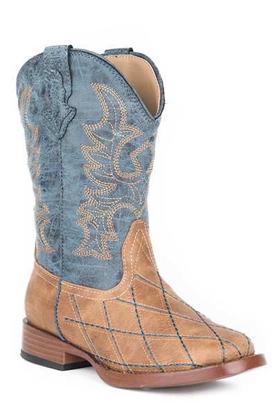"Roper ""Cross Cut"" Tan  09-119-1900-0080TA"