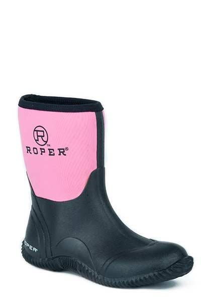 "Roper ""Barnyard Lady"" Pink  09-021-1135-1111PI"