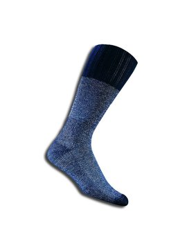 Thorlo TWW Navy Mid Calf Boot Sock