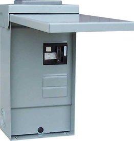 GFCI 50A Breaker w/ Sub-panel