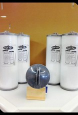 Arctic Spa Promo 4 - 5 Filters Threaded Silver