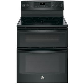 "General Electric GE® 30"" Free-Standing Electric Double Oven Convection Range"