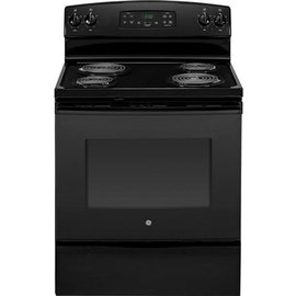 "General Electric GE® 30"" Free-Standing Electric Range"