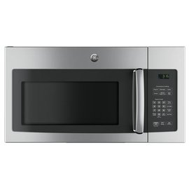 General Electric GE® 1.6 Cu. Ft. Over-the-Range Microwave Oven with Recirculating Venting