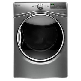 Whirlpool Whirlpool 7.4 cu.ft. Front Load Electric Dryer with Advanced Moisture Sensing, 8 cycles