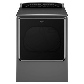 Speed Queen Whirlpool 8.8 cu.ft Top Load HE Electric Dryer with Intuitive Touch Controls, Steam Refresh