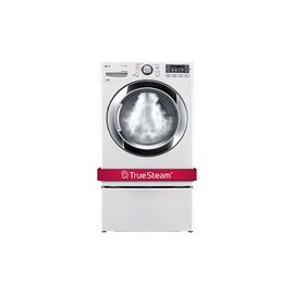 LG Electronics LG 7.4 cu. ft. Ultra Large Capacity SteamDryer™ w/ NFC Tag On