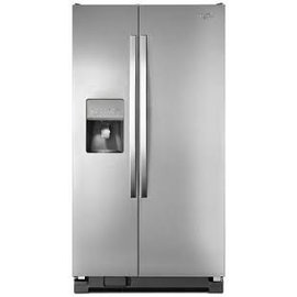 Whirlpool Whirlpool 36-inch Wide Large Side-by-Side Refrigerator with Greater Capacity and Temperature Control - 25 cu. ft.