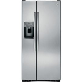 General Electric GE® 23.2 Cu. Ft. Side-By-Side Refrigerator