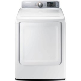 SAMSUNG Samsung - 7.4 Cu. Ft. 9-Cycle Electric Dryer