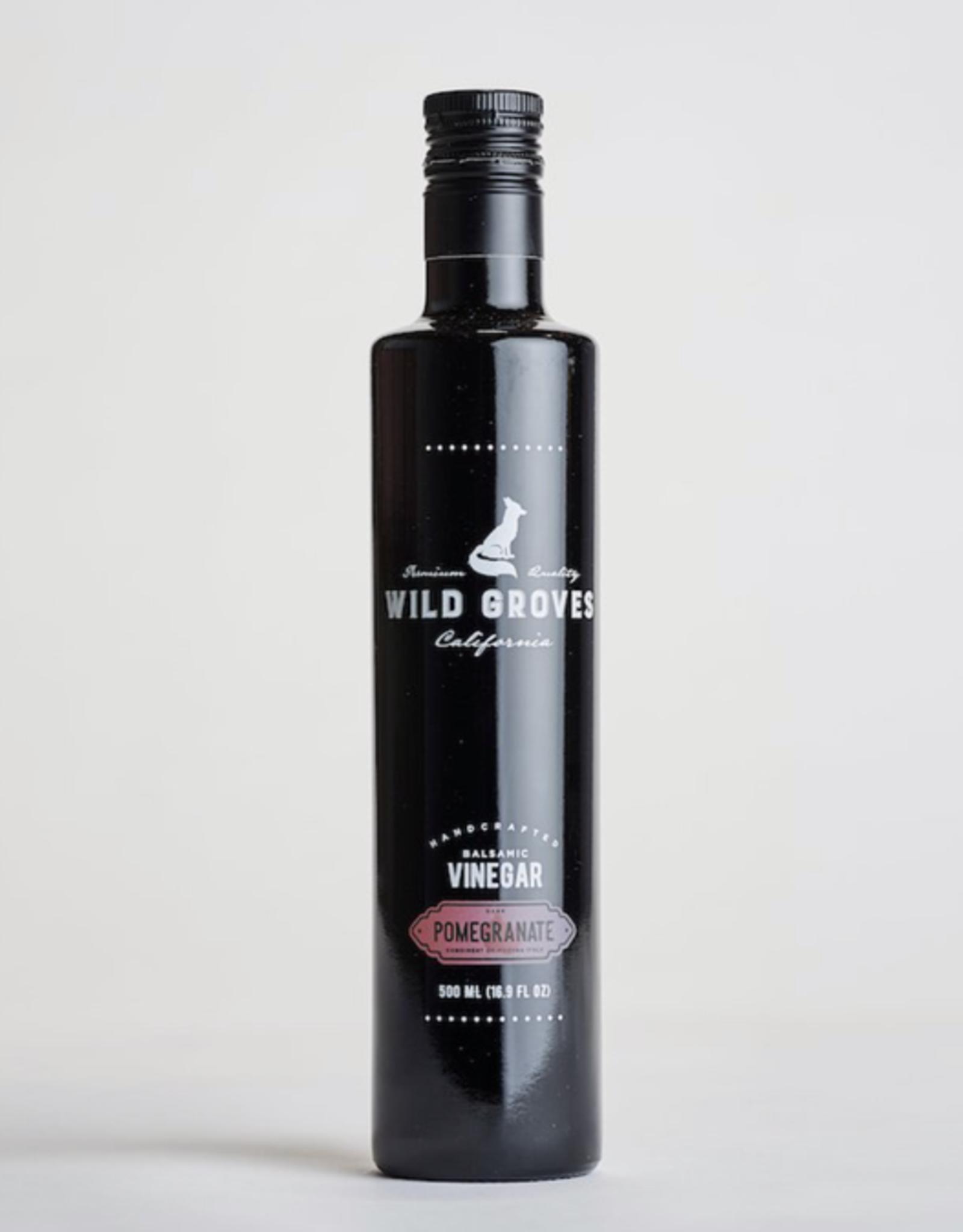 Wild Groves Pomegranate Balsamic Vinegar