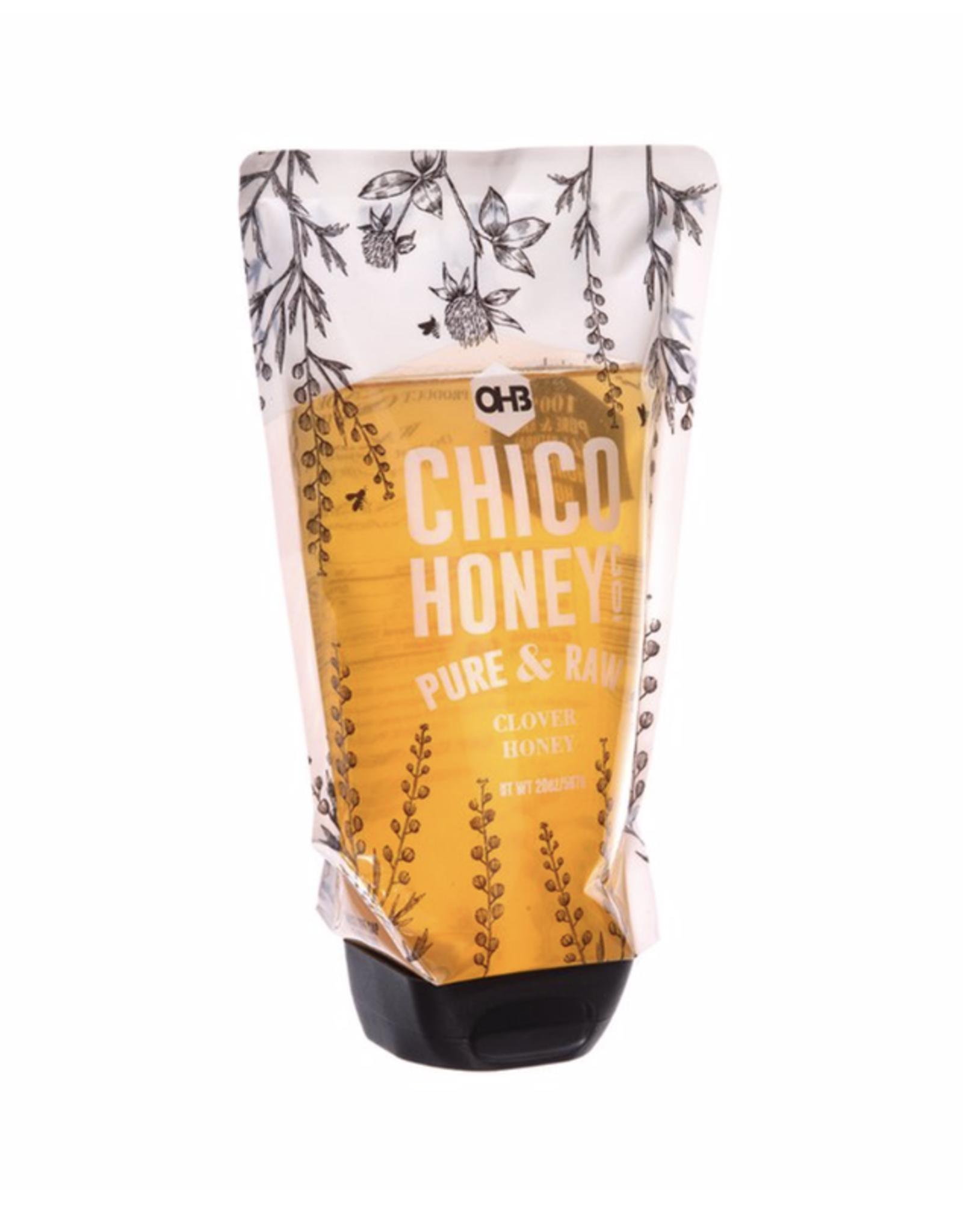 Chico Honey Co Chico Honey Co Montana Sweet Clover Honey Squeeze Pouch 20oz