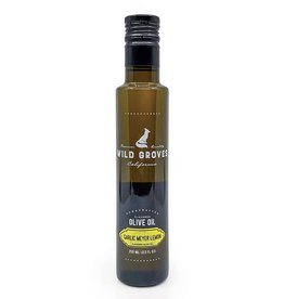 Wild Groves Wilde Groves Garlic Meyer Lemon Olive Oil 250 ML 8.5 FL OZ