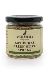 Wild Groves Wild Groves Artichoke Green Olive Spread 7 OZ 198.5 G