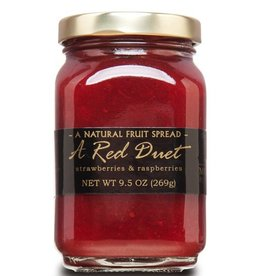 Mountain Fruit Co. Mountain Fruit Co. A Red Duet Fruit Spread 9.5 oz.