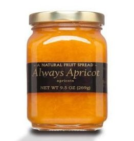 Mountain Fruit Co. Mountain Fruit Co. Always Apricot Fruit Spread 9.5 oz.