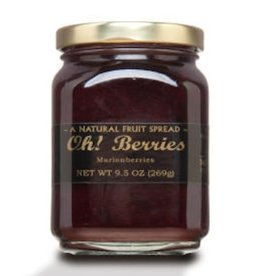 Mountain Fruit Co. Mountain Fruit Co. Oh Berries Fruit Spread 9.5 oz.