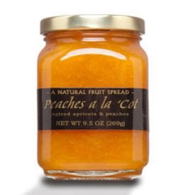 Mountain Fruit Co. Mountain Fruit Co. Peaches a la Cot Fruit Spread 9.5 oz.