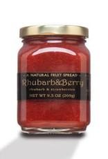 Mountain Fruit Co. Mountain Fruit Co. Rhubarb & Berry Fruit Spread 9.5 oz.