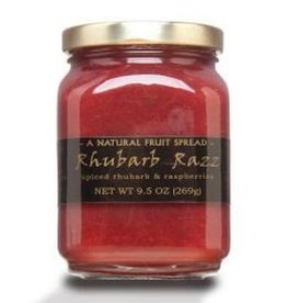Mountain Fruit Co. Mountain Fruit Co. Rhubarb Razz Fruit Spread 9.5 oz.