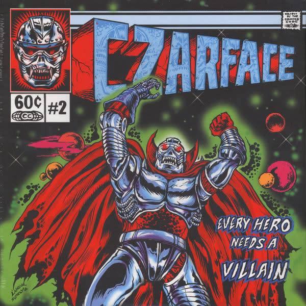 Czarface - Every Hero Needs A Villain - 2xVinyl, LP, Album, Limited Edition