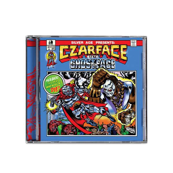 Czarface, Ghostface Killah - Czarface Meets Ghostface - CD, Album