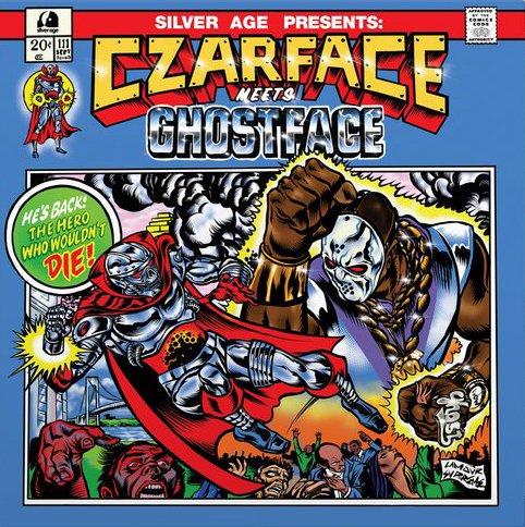 Czarface, Ghostface Killah - Czarface Meets Ghostface - Vinyl, LP, Album, Stereo